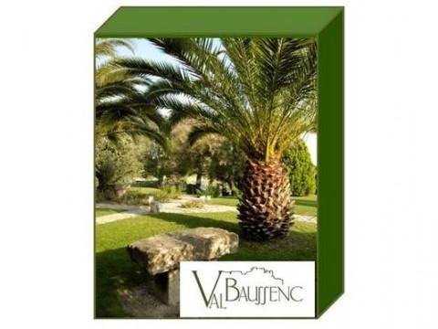 Val Baussenc Coffret cadeau, box cadeau week end golf + hôtel + restaurant en Provence, dans un hôtel Relais du Silence. Restaurant provençal.