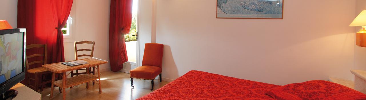 Chambres trois toiles confortables et climatis es en for Hotel trois etoiles