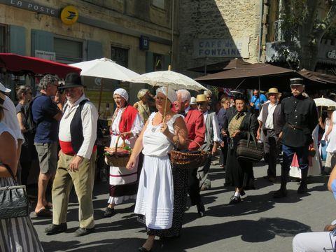 """Tourisme aux environs de Val Baussenc : événement """"Le temps retrouvé"""", à Maussane les Alpilles"""