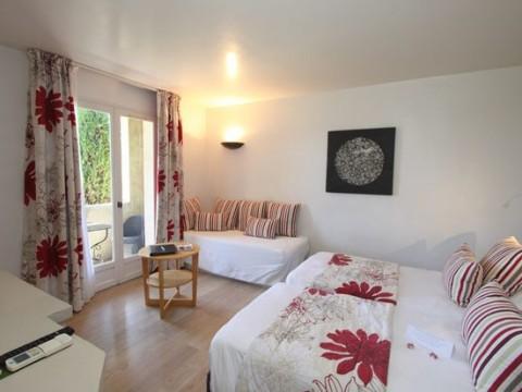 Val Baussenc, hôtel Relais du Silence, 3 étoiles en Provence, chambres climatisées